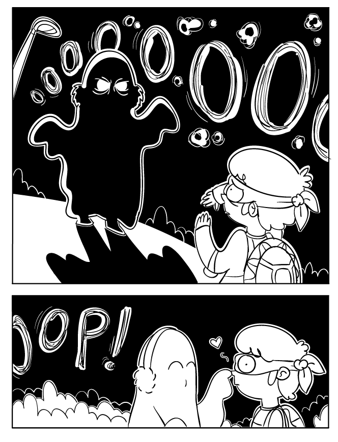 Trick or Cheat: Page 2