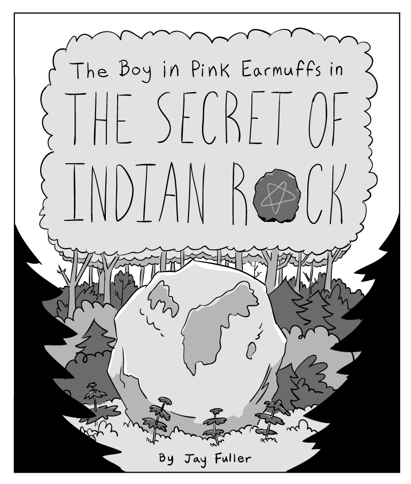 The Secret of Indian Rock
